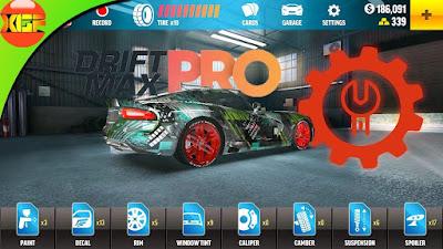 لعبة Drift Max Pro للأندرويد، تحميل لعبة سيارات للاندرويد