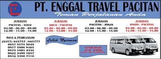 ENGGAL Travel » Pacitan Solo Jogja