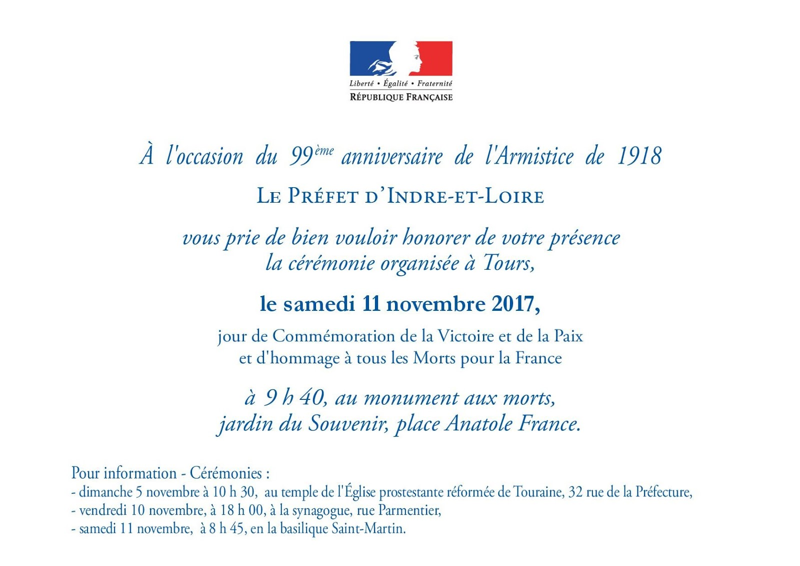 Fncv Section Indre Et Loire 2017