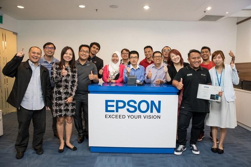 PH Team Wins in Epson Regional App Challenge 2018