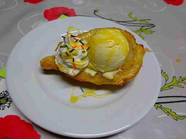 dessert pâtisserie poire feuilletée