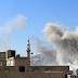 Συντριβή μαχητικού αεροσκάφους στη Σύρια
