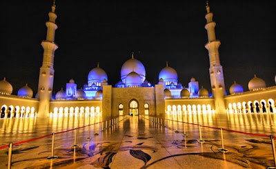 35 Most Beautiful or Huge Mosques In The World