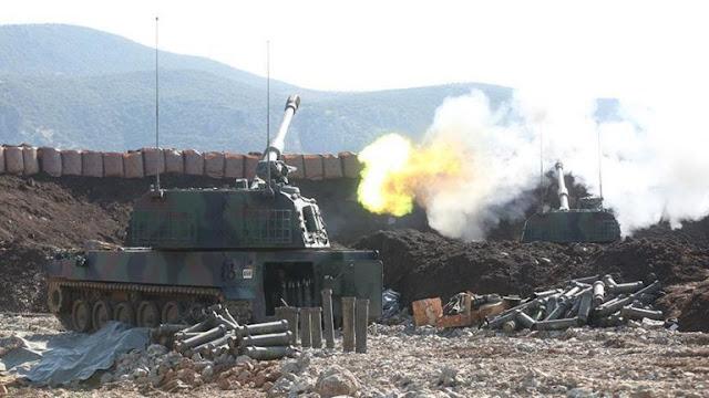 EKTAKTO: Γενική επίθεση ξεκίνησε ο τουρκικός στρατός Ανατολικά του Ευφράτη – Στα όπλα οι Κούρδοι, «θα γίνει ο τάφος σας Τούρκοι»