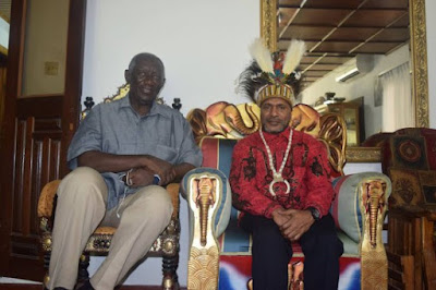 Tokoh Politik Ghana Janjikan Dukungan untuk Nasib Bangsa Papua