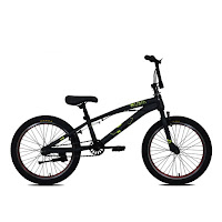 20 pacific rush bmx rotor sepeda