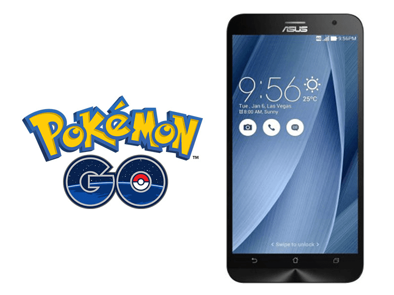 Pokemon GO Now Compatible With Several Intel Powered ZenFone Devices!