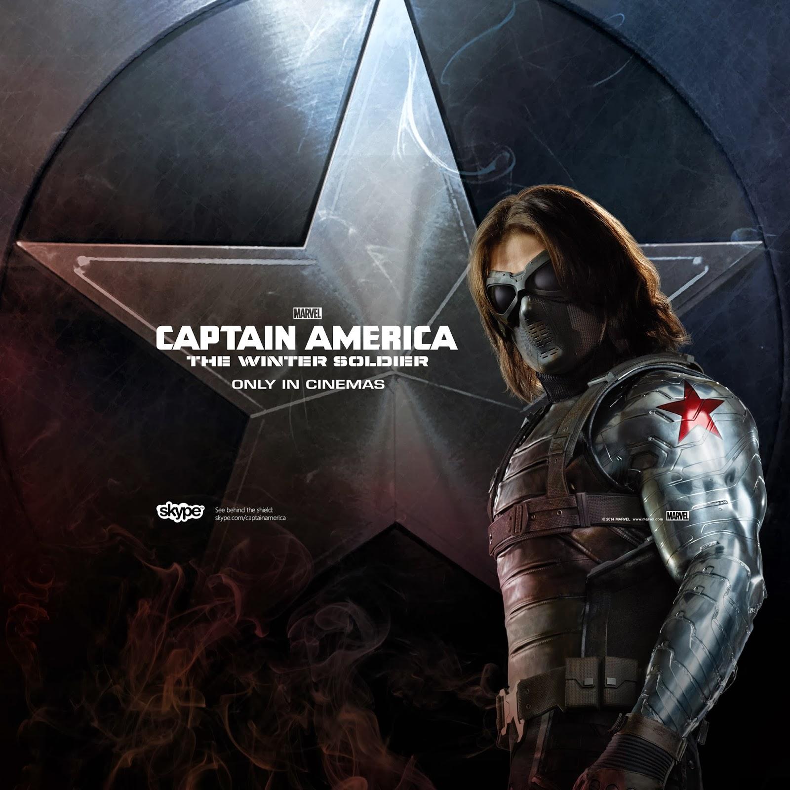 東尼史塔克 鋼鐵人 Tony Stark: 《美國隊長2 : 酷寒戰士》 美術設定圖