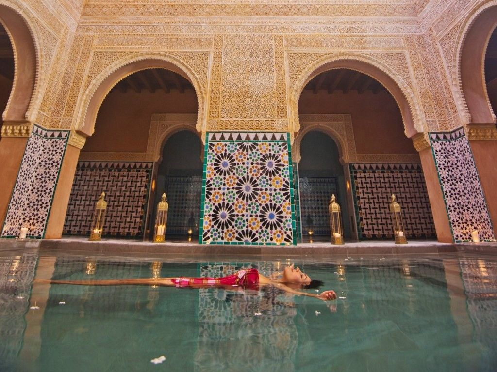 Bagno Arabo Granada Hammam The Arabian Essence In Malaga