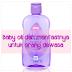 Manfaat Baby Oil