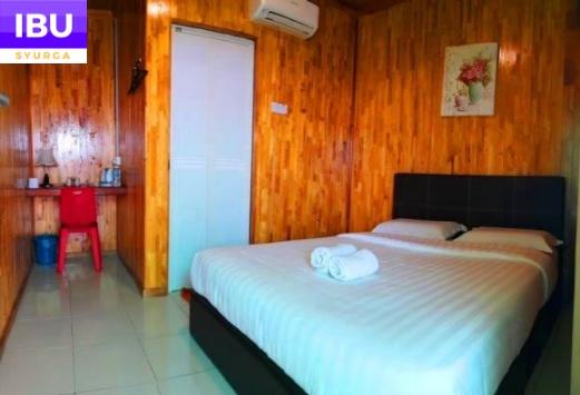 Mabohai Resort Klebang Melaka bilik tidur