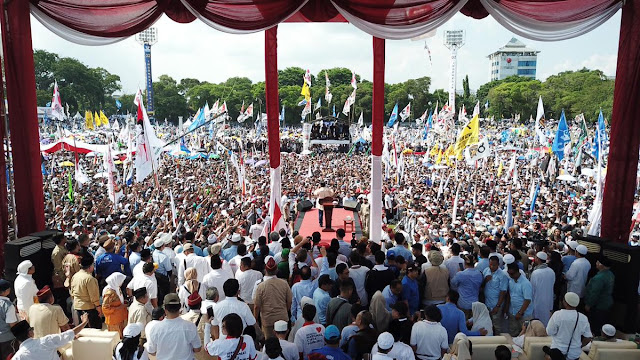 Prabowo: Sampai Hari Ini, Hitungan Kita Menang 58 sampai 63 Persen