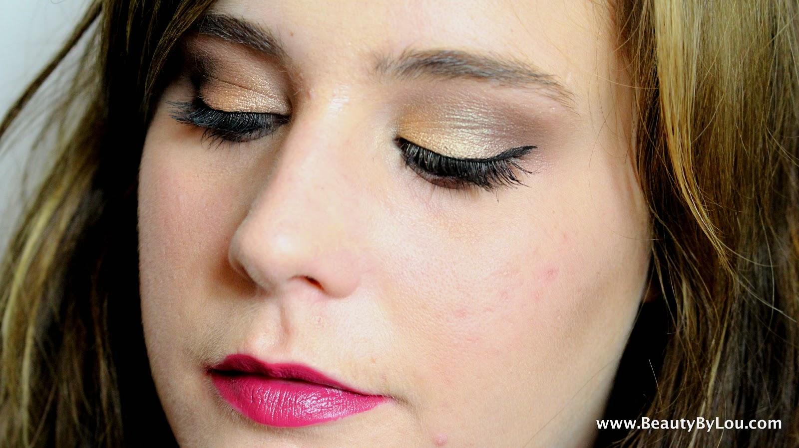 http://www.beautybylou.com/2014/10/Tutoriel-dore-yeux-palette-Tarte-Rainforest-After-Dark.html