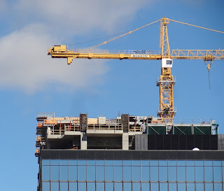 Skyhouse Construction Crane