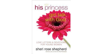 Daily Devotionals for Women His Princess Every Day - Friday, September 29, 2017