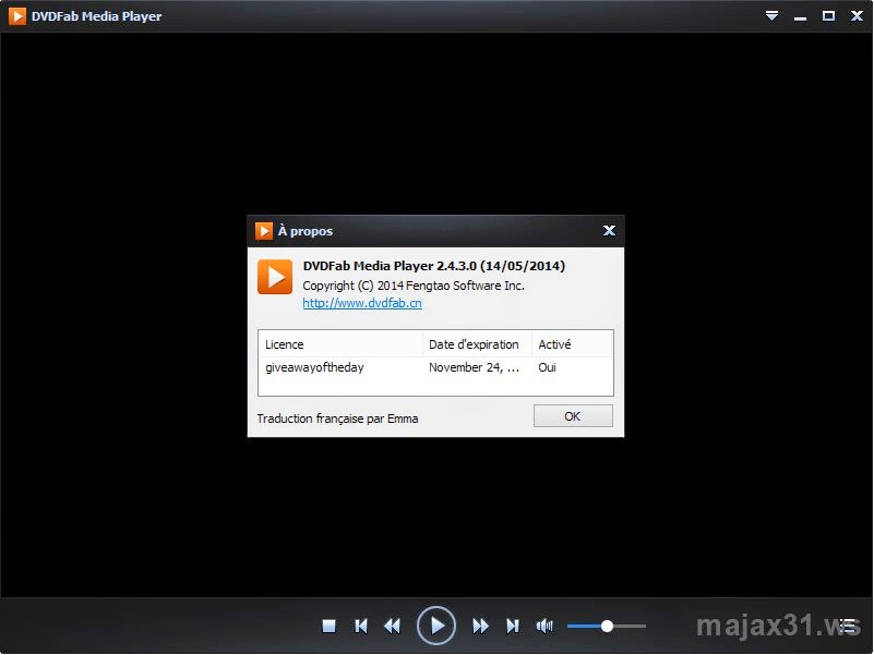 dvdfab media player 2
