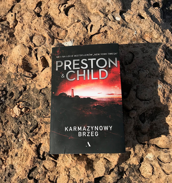 Douglas Preston, Lincoln Child - Karmazynowy brzeg