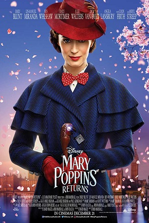 Mary Poppins Returns (2018) 1GB Full English Movie Download 720p Bluray thumbnail