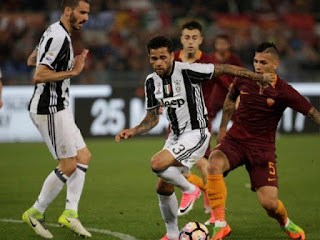 Juventus vs Roma Live Streaming online Today 13.05.2018 Serie A
