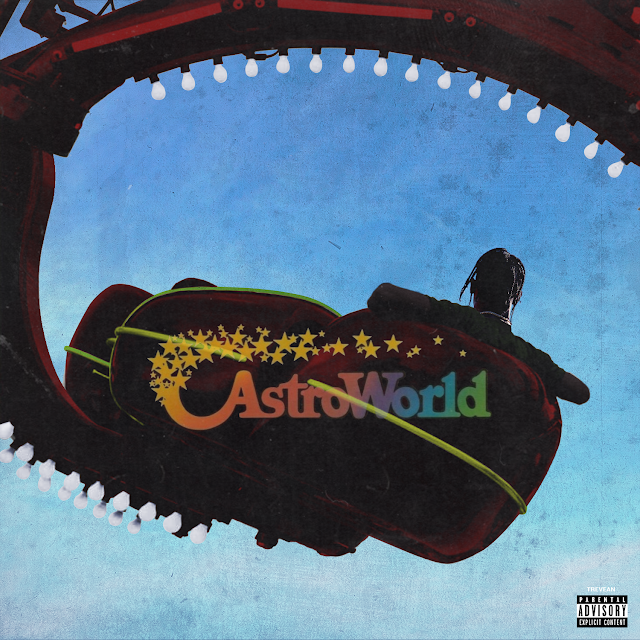 Travis Scott - ASTROWORLD (Clean Album) [MP3 - 320KBPS]