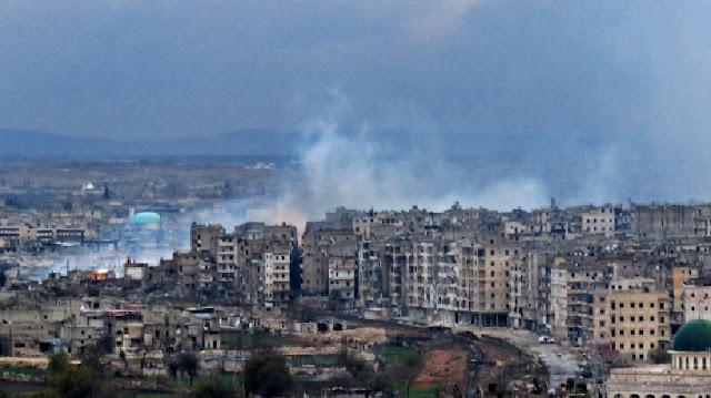 Tahukah Anda? Perang Akhir Zaman Ternyata Bermula Dari Aleppo