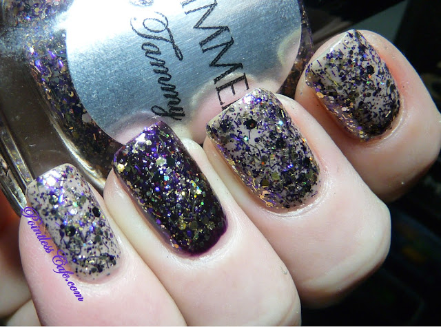 Shimmer Polish Tammy Swatches And Review Pointless Cafe