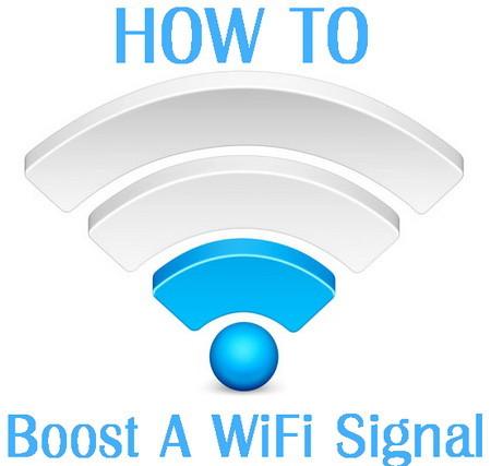 mempercepat wifi