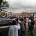 Just  Gunshots As Hausa And Igbo Traders Clash Over Resume Or Resign Protest