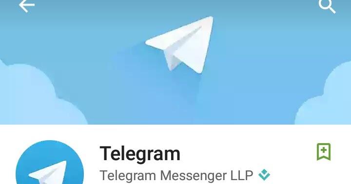 Mendaftar Telegram di Android - antapedia.com