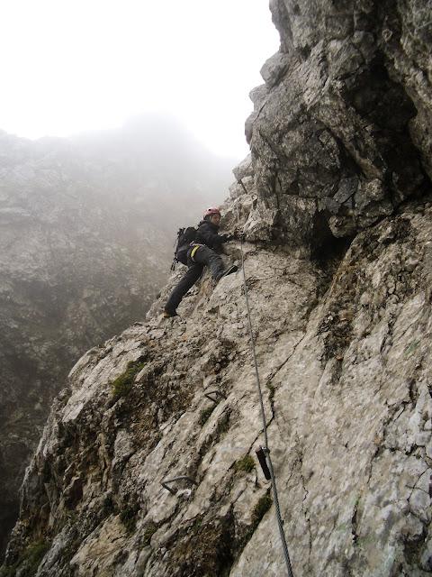 Klettersteig Koschutnikturm
