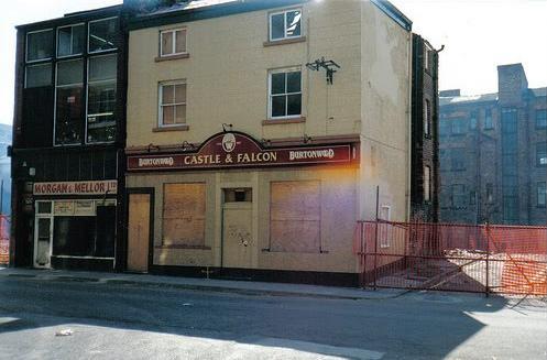 Pubs Of Manchester Castle Amp Falcon Bradshaw Street