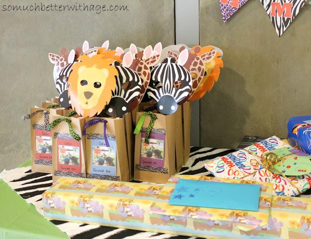Birthday banner www.somuchbetterwithage.com
