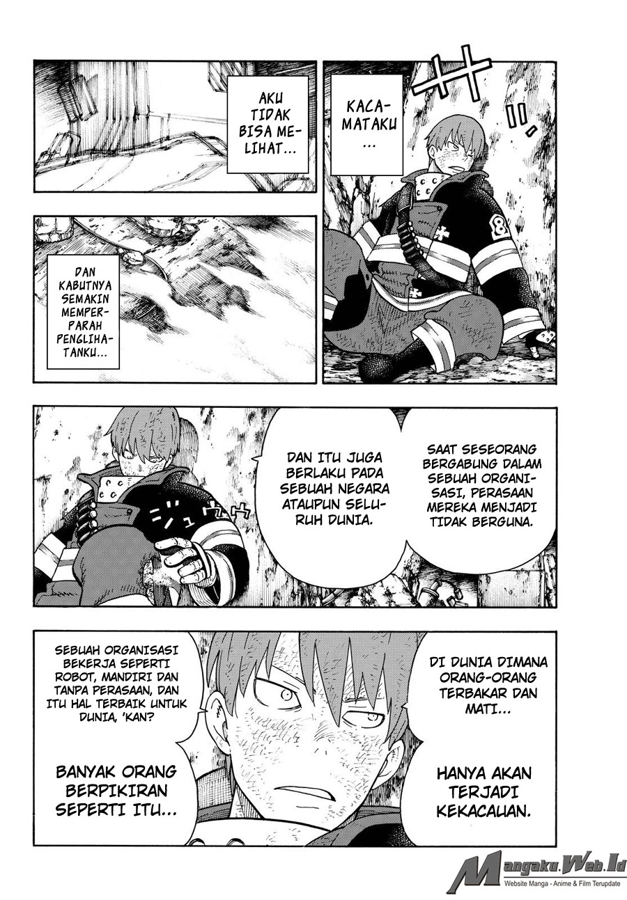Fire Brigade of Flames Chapter 72-17