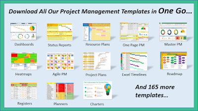 Project Management Templates Sale
