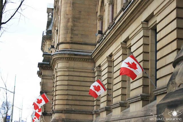 My Travel Background : 4 jours au Canada