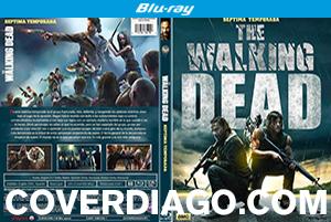The Walking Dead - Septima Temporada - BLURAY