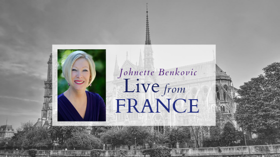 Johnette Benkovic Williams 206 Tours Notre Dame Fire