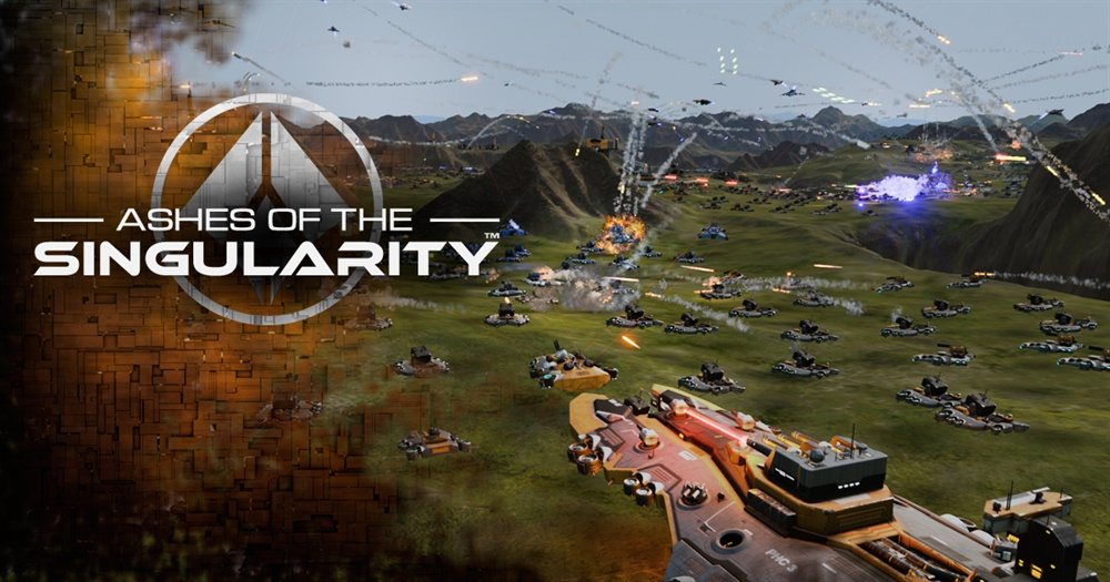 Ashes of the Singularity Download Poster