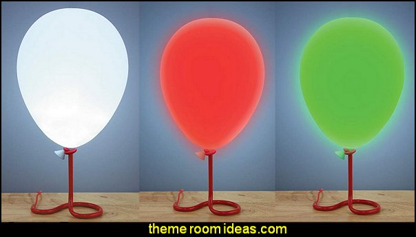 Balloon Lamp - Contains Color Phasing LEDS & Consistent Color Display    winnie the pooh bedroom ideas - winnie the pooh decor - Winnie the Pooh Theme - Winnie the Pooh bedding - Pooh And Piglet - winnie pooh and friends themed bedrooms - Eeyore decor - bee decor - honey bee decor - teddy bear baby bedroom theme - teddy bear chairs - winnie the pooh wall murals - Winnie the Pooh nursery decor - Winnie the Pooh wall stickers - winnie the pooh wall mural - Bumble bee bedroom ideas -