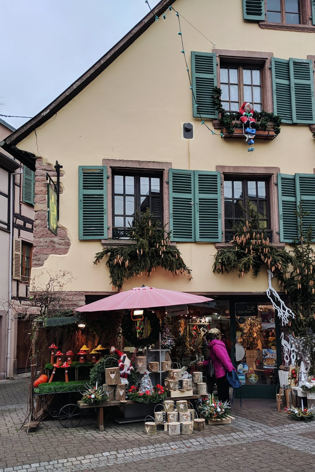 Ribeauvillé, France | Christmas in Alsace {imperfect idealist}