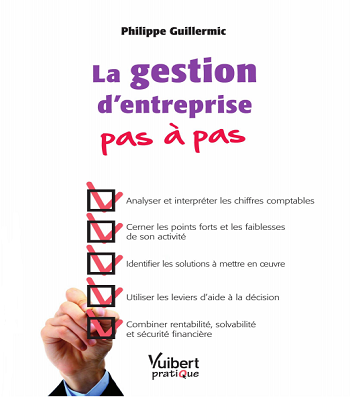 Livre La gestion d'entreprise pas à pas pdf