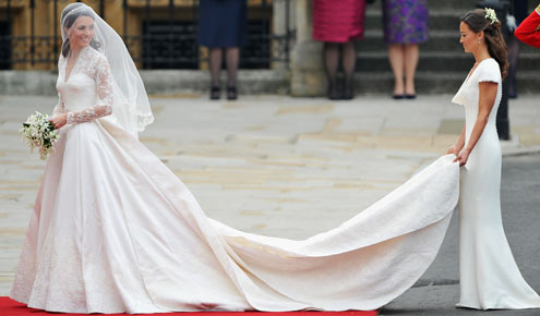 Musas: Noivas Famosas