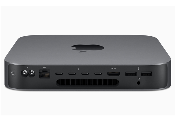 APPLE Mac mini (2018) goes official with 8th-gen Intel Core processor, 64GB RAM and T2 Security Chip