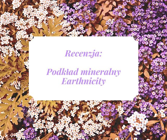 """Mineralny niezbędnik letni cz. 2 : Korektor """"Honey"""" od Earthnicity"""