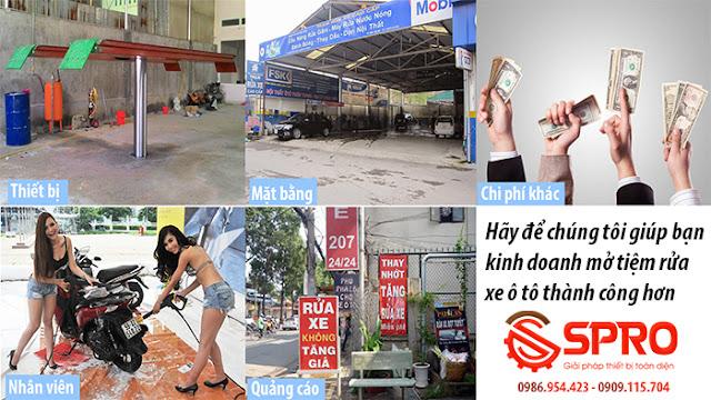 Xe máy, mô tô: Tư vấn mở tiệm rửa xe thu nhập cao, chuyên nghiệp giá tốt Tu-van-mo-tiem-rua-xe