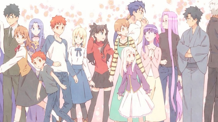 Emiya-san Chi no Kyou no Gohan BD Batch Episode 01 - 13 Subtitle Indonesia