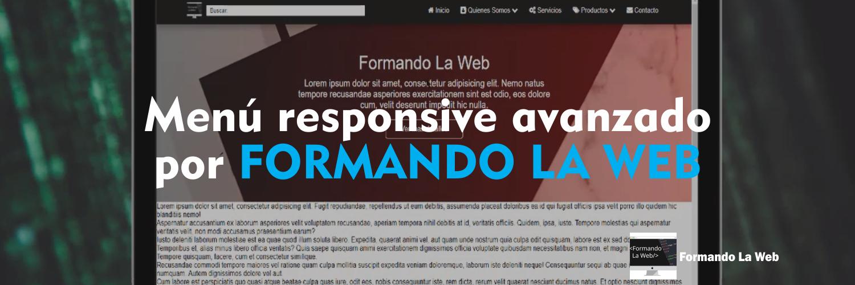 Menú-responsive-avanzado-por-FORMANDO-LA-WEB