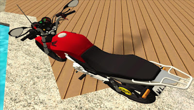 Download ,Mod , moto, Honda Fan 150 para GTA San Andreas, GTA SA, Jogo