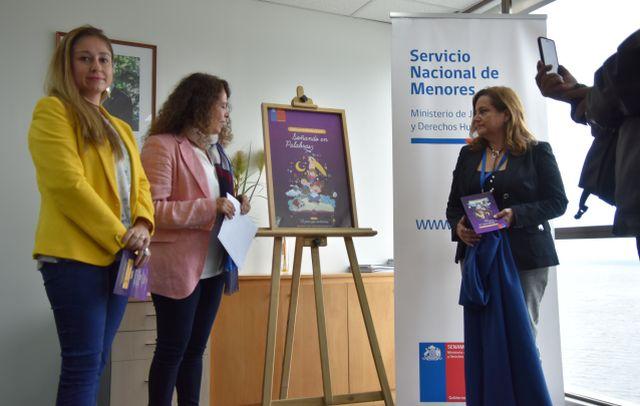 SENAME lanza concurso de poesía y cuentos
