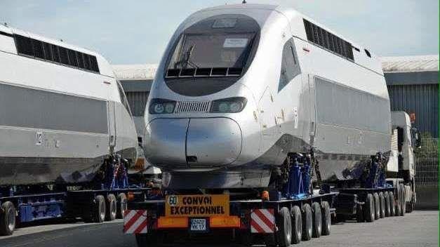 مشروع TGV قطع أشواطا هامة سنة 2017